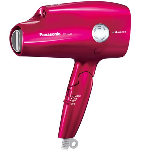 panasonic nano e hair dryer review eh na95 rp