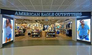The wait is over: American Eagle Outfitters opens flagship ...
