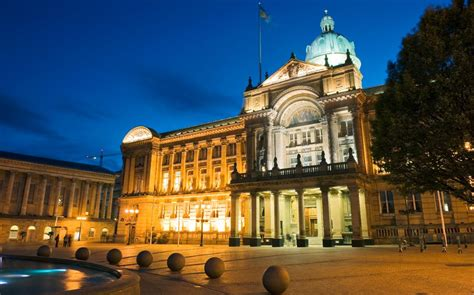 10 reasons why you should visit Birmingham