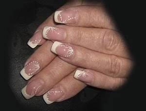 Modele French Manucure Fantaisie : mod le ongle fantaisie ~ Melissatoandfro.com Idées de Décoration