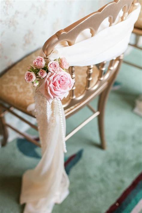 deco chaise mariage la composition florale mariage quelques idées