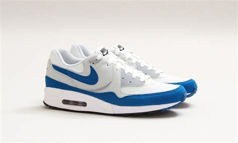 nike air max light nike air max light quot summit white blue quot highsnobiety