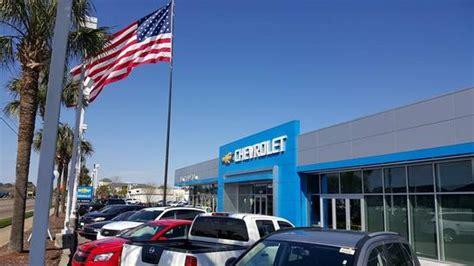 Rick Hendrick Chevroletcharleston Car Dealership In