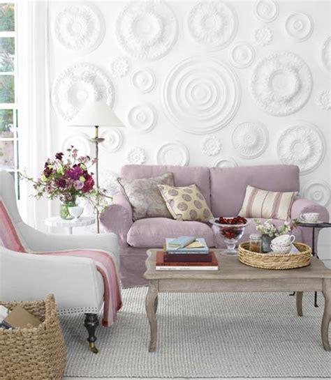Ceiling Medallion Paint Ideas by Decoraci 243 N F 225 Cil Decorar Las Paredes Con Rosetones De