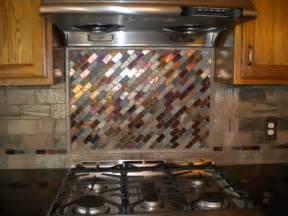 Mosaic Tiles Kitchen Backsplash Mosaic Tile Backsplash Kitchen Cleveland By Architectural Justice