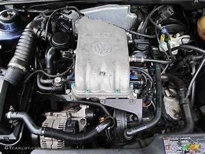 2002 Volkswagen Cabrio Glx 2 0 Liter Sohc 8