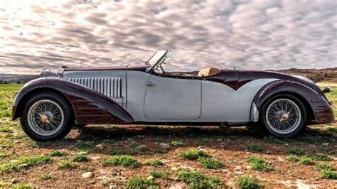 Bob's Famous Bugatti Is Sold
