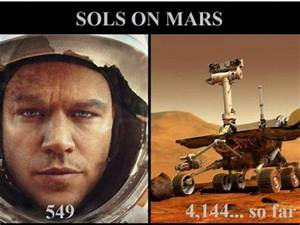 People are sharing this 'The Martian' meme to give NASA ...