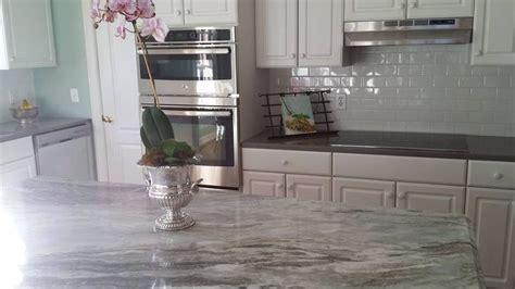 great kitchen  usa stone  tile island