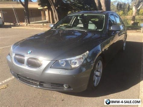 all car manuals free 2006 bmw 530 head up display bmw 5 series for sale in australia