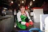 最美魚販回老家 阿澎素顏上工賣魚 - 生活 - 自由時報電子報
