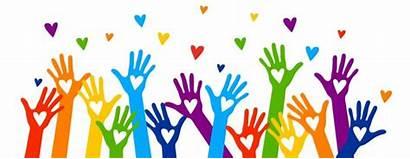 Hands Rainbow Lgbt Community Lgbtq Homosexuality Pbis