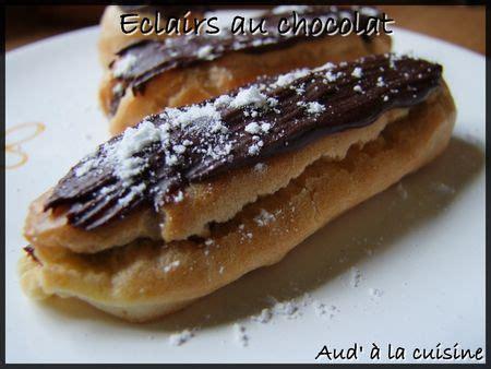 eclairs au chocolat aud 224 la cuisine
