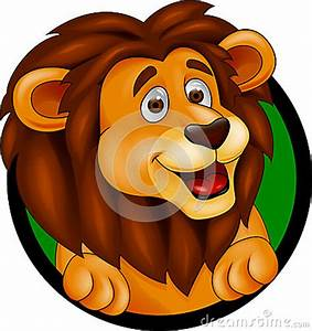 Lion Head Smiling Royalty Free Stock Photos - Image: 27282718