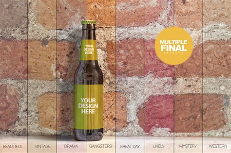 Free beer bottle mockup is now available. 30ml Glossy Dropper Bottle Mockup - Free Mockups | PSD ...