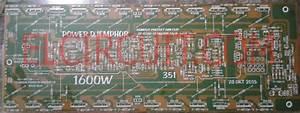 Pcb Layout 5000w Power Amplifier Circuit Diagram