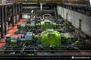 Longannet Power Station  U2013 Turbines  U2013 Power Stations Of The Uk