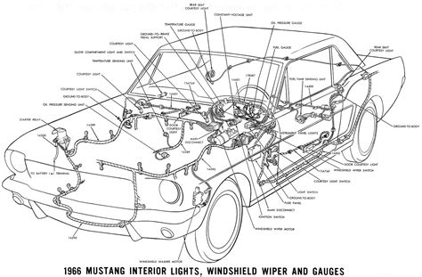 65 Mustang Engine Diagram by 1965 Ford Mustang 289v8 Auto Trans Electrial System Died