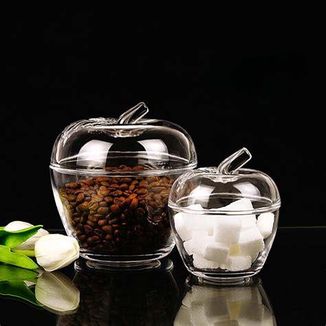 fabricant pot en verre alimentaire chine pot de stockage de verre fournisseur de bouteille