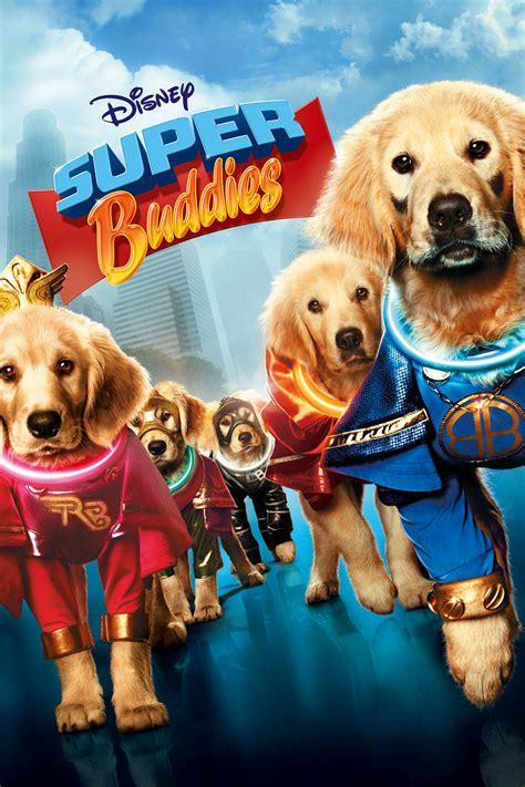 iTunes - Movies - Super Buddies