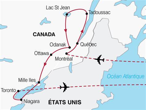 Circuit au Canada : Est Canadien 13 jours - Salaün Holidays