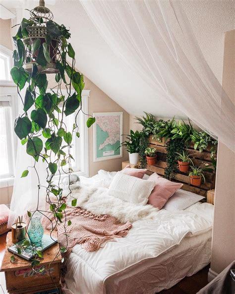 Bedroom Designs With Plants by Pin By Jillian Carley On Boho Artsy Bedroom Bedroom