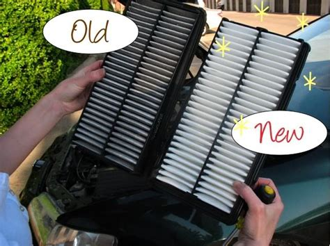 can a bad air filter cause check engine light changing your engine air filter carbot