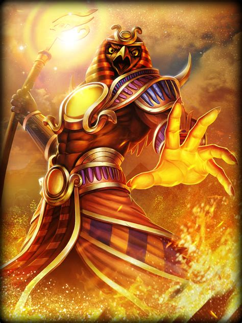 Ra - Official SMITE Wiki