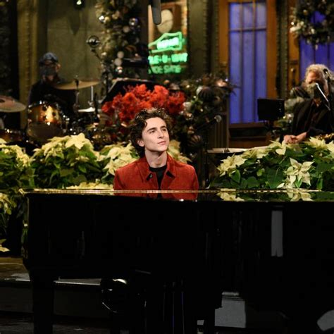 Bill burr will make his saturday night live hosting debut on oct. SNL Recap Season 46 Episode 8: Timothée Chalamet Hosts