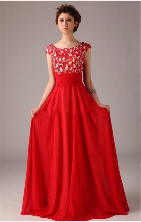 Red Prom Dresses   fashionoah.com