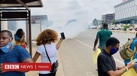 SARS banned: Nigeria protest, #EndSARS Ughelli killing see ...