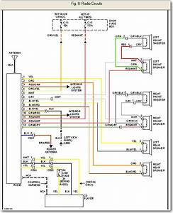 1993 Isuzu Trooper Radio Wiring Diagram