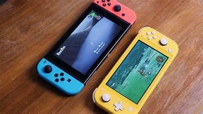 Nintendo Switch Lite Console Versus Jouet Swap