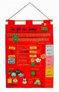 Au Fil Du Tissu : lilliputiens calendrier tissu au fil du temps ~ Melissatoandfro.com Idées de Décoration