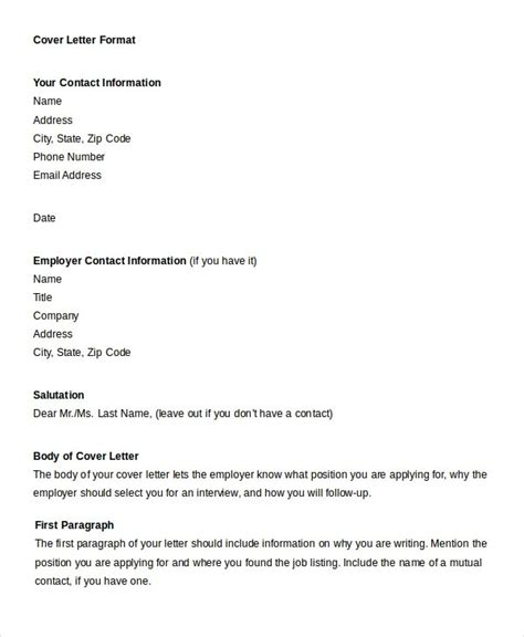 Professional Letter Template Professional Letter Format Letters Free Sle Letters
