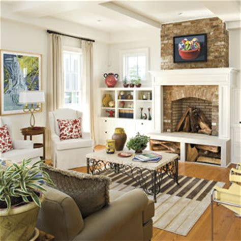 Southern Living Small Living Rooms by Lovely Living Rooms Southern Living