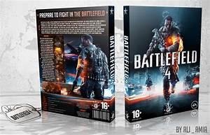 Battlefield 4 PC Box Art Cover by amia