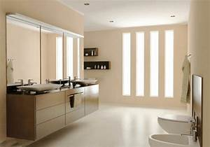 peinture salle de bain 80 photos qui vont vous faire craquer With modele vasque salle de bain