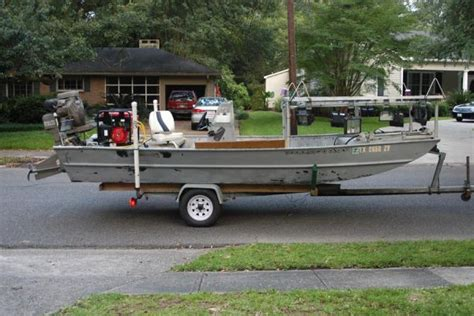 Bowfishing Boat Craigslist Texas by Custom Bowfishing Boats Bing Images