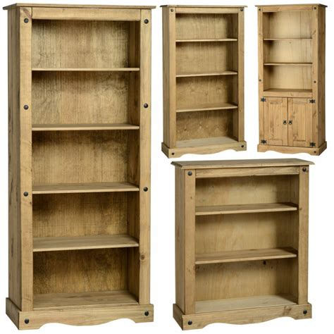 Mexican Bookcase mexican pine corona bookcase bookshelf shelves free