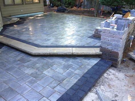 unilock steps installation best 25 unilock pavers ideas on outdoor