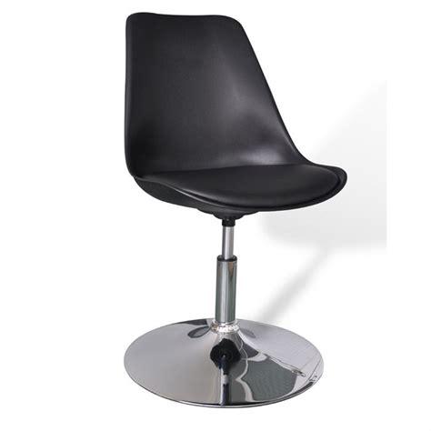 chaises pivotantes chaise pivotante eliot achat vente chaise