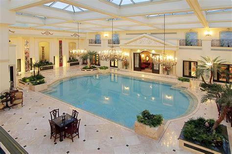 Inspiring Indoor Swimming Pool Design Ideas For Luxury Homes   iDesignArch   Interior Design