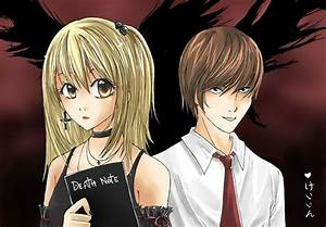 135 best images about Light Yagami And Misa Amane on Pinterest
