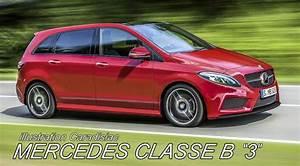 Futur Mercedes Classe B : mercedes classe b la prochaine g n ration arrive en 2017 ~ Gottalentnigeria.com Avis de Voitures