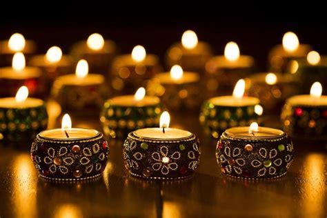 light   home  creative candles   diwali
