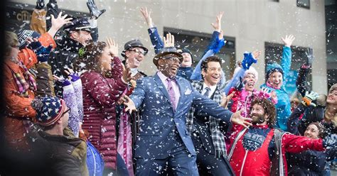 Inspired by the hilarious film … Watch the cast of Broadway musical 'Groundhog Day' perform live on TODAY