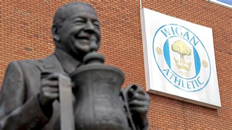 Adminstrators hope 'preferred bidder' can complete Wigan ...