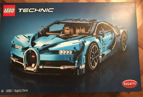 Update your location to get accurate prices and availability. LEGO Technic Bugatti Chiron (42083) for sale online | eBay
