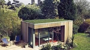 Installer Un Bureau Dans Son Jardin Sduisant Mais Compliqu